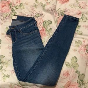 Hollister skinny jeans size 00 Regular